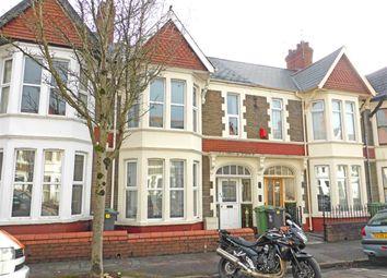 Thumbnail 3 bed terraced house to rent in Canada Road, Heath/Gabalfa, Cardiff