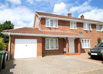 Thumbnail 5 bed semi-detached house for sale in Honister Gardens, Stanmore