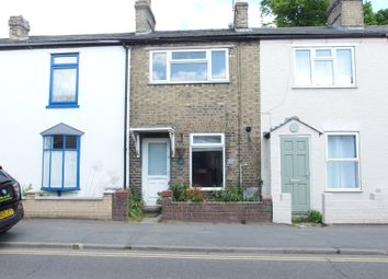 Thumbnail 2 bed terraced house to rent in Victoria Homes, Victoria Road, Cambridge