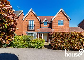 Thumbnail 4 bed detached house for sale in Rose Walk, Sittingbourne