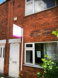 Thumbnail 2 bedroom terraced house to rent in Wellbeck Street, Creswell, Worksop
