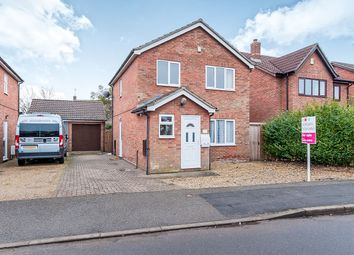 Thumbnail 3 bed detached house for sale in Humberdale Way, Warboys, Huntingdon