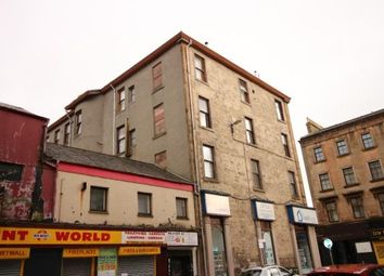Thumbnail 1 bedroom flat for sale in Laird Street, Greenock