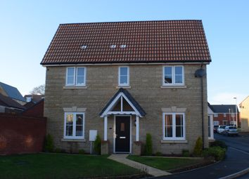 Thumbnail 3 bed semi-detached house for sale in Lilliana Way, Bridgwater