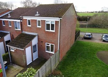 Thumbnail 2 bedroom end terrace house for sale in Kimbolton Crescent, Stevenage, Herts