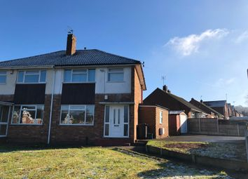 Thumbnail 3 bed semi-detached house to rent in Wynchcombe Avenue, Penn, Wolverhampton