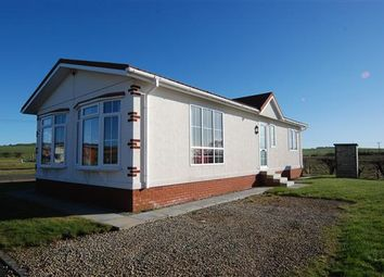 Thumbnail 2 bed bungalow for sale in Millglen Lodges, Dalry Road, Ardrossan