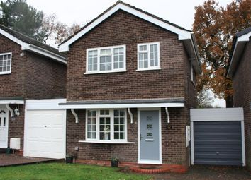Thumbnail 3 bed property to rent in Austcliff Close, Crabbs Cross, Redditch