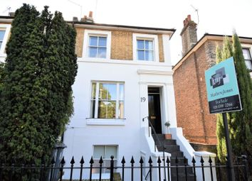 Thumbnail 3 bed end terrace house for sale in St. Leonards Road, Surbiton