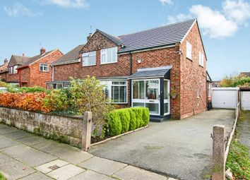 Thumbnail 3 bed semi-detached house for sale in Old Greasby Road, Greasby, Wirral