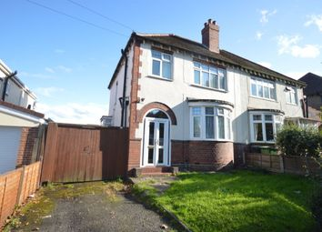 Thumbnail 3 bedroom semi-detached house for sale in The Parade, Dudley