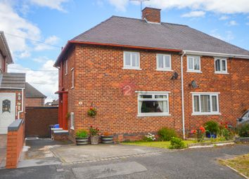 Thumbnail 2 bed semi-detached house for sale in Spa View Place, Sheffield