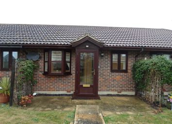 Thumbnail 1 bed bungalow to rent in Manor Way, Elmer, Bognor Regis