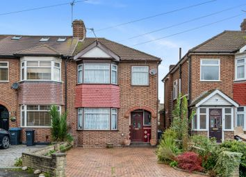 Thumbnail 3 bed semi-detached house for sale in Weardale Gardens, Enfield
