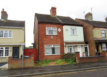 3 bed semi-detached house for sale in St. Pauls Road, Peterborough PE1