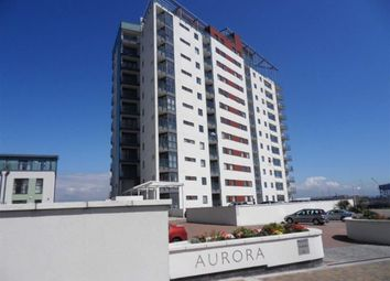 Thumbnail 1 bed flat for sale in Aurora, Trawler Road, Swansea