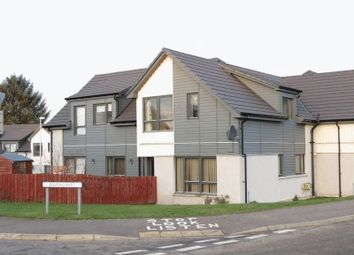 Thumbnail 2 bed flat for sale in Raven Croft, Culbokie, Dingwall