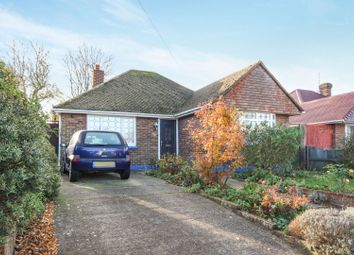 Thumbnail 3 bed detached bungalow for sale in Station Road, Deal