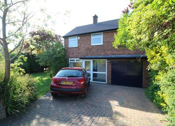 Thumbnail 3 bed detached house for sale in Radnormere Drive, Cheadle Hulme, Cheadle