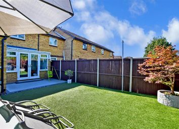 Thumbnail 2 bed end terrace house for sale in Ritch Road, Snodland, Kent
