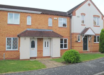 Thumbnail 2 bed terraced house for sale in Rye Close, Rushden
