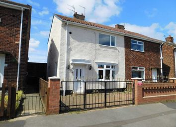 Thumbnail 2 bed semi-detached house to rent in Johnson Estate, Wheatley Hill, Durham