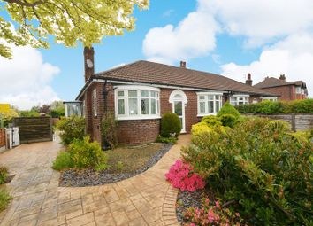 Thumbnail 2 bed semi-detached bungalow for sale in Brown Lane, Heald Green, Cheadle