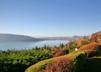 Thumbnail 5 bed property for sale in Veyrier Du Lac, Haute-Savoie, France