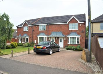 Thumbnail 3 bed semi-detached house for sale in Leicester Road, Markfield