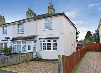 Thumbnail 2 bed end terrace house for sale in Cudworth Road, South Willesborough, Ashford, Kent