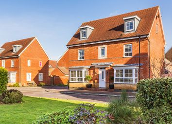 Thumbnail 5 bed detached house for sale in Wychwood Road, Crawley, West Sussex.
