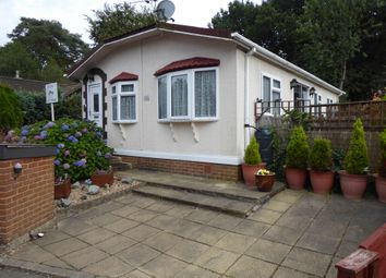 Thumbnail 2 bed mobile/park home for sale in Box Hill, Tadworth, Nr Dorking