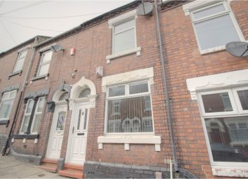 Thumbnail 2 bed terraced house to rent in Jervis Street, Stoke-On-Trent