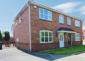 Thumbnail 3 bed semi-detached house for sale in Amberwood Drive, Blackburn, Lancashire, .