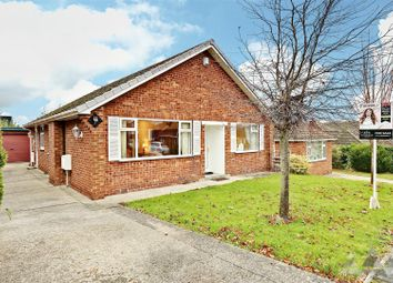 Thumbnail 3 bed detached bungalow for sale in Frances Drive, Wingerworth, Chesterfield, Derbyshire