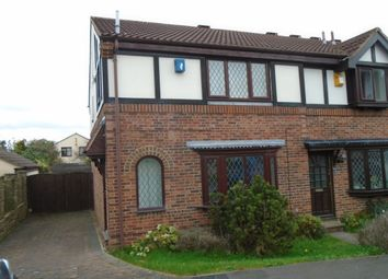Thumbnail 3 bed terraced house to rent in Meadowgate Vale, Lofthouse, Wakefield