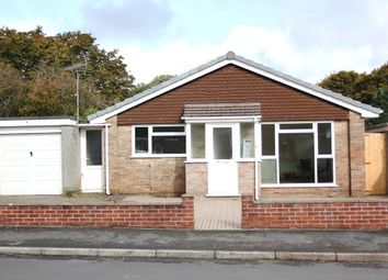 Thumbnail 4 bed detached bungalow for sale in Charnhill Way, Plymstock, Plymouth