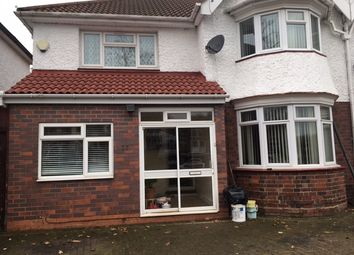 Thumbnail 4 bed semi-detached house to rent in Yardley Wood Road, Moseley, Birmingham