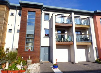 Thumbnail 4 bed town house for sale in Fisherman's Way, Swansea
