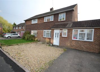 Thumbnail 3 bed semi-detached house for sale in Northcote Road, Farnborough, Hampshire