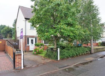 Thumbnail 3 bed semi-detached house for sale in Field Lane, Alvaston