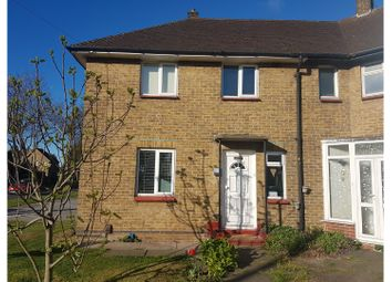 Thumbnail 3 bedroom end terrace house for sale in Royston Avenue, Southend-On-Sea