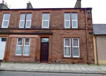 Thumbnail 3 bed terraced house for sale in Mains Street, Lockerbie, Dumfries And Galloway