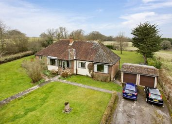Thumbnail 6 bed detached bungalow for sale in Homelands, Pluckley Road, Bethersden, Kent