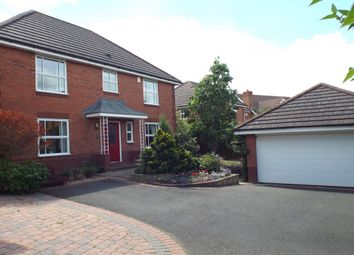 Thumbnail 4 bed detached house for sale in Conwy Drive, Evesham