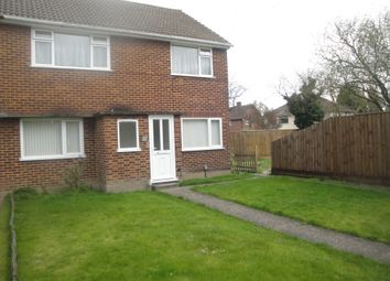 Thumbnail 2 bed flat to rent in Howard Close, Cambridge