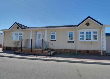 Thumbnail 2 bed mobile/park home for sale in Elm Way, Battlesbridge, Wickford