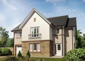 "Thumbnail 4 bed detached house for sale in ""The Cleland"" at Wilkieston Road, Ratho, Newbridge"