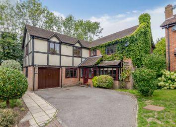 Hatch End, Windlesham, Surrey GU20. 5 bed detached house