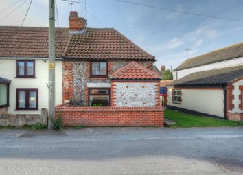 Thumbnail 1 bed end terrace house for sale in Beach Road, Caister-On-Sea